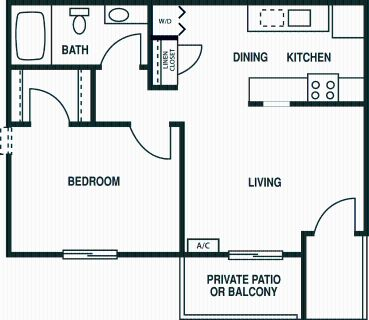 1 bedroom in Sunnyvale