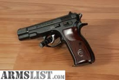 For Sale: CZ 75B 9mm