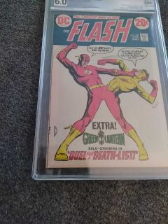 Flash #220 March 1973 PGX 6.0