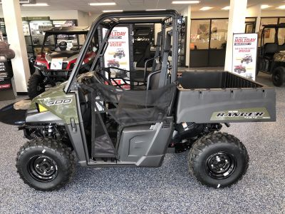 2018 Polaris Ranger 500 Side x Side Utility Vehicles Cleveland, TX