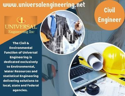 Highly professional civil engineer you can trust