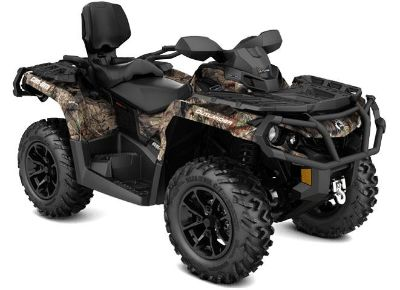 2018 Can-Am Outlander MAX XT 650 Utility ATVs Clinton Township, MI