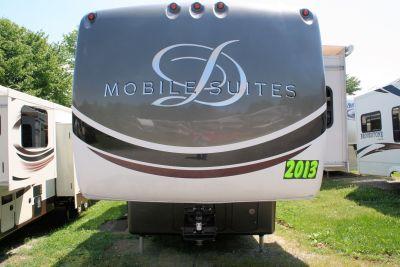 2013 DRV Mobile Suites 36TKSB4 Fifth Wheel RV