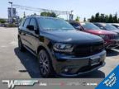 $30980.00 2017 DODGE Durango with 18627 miles!
