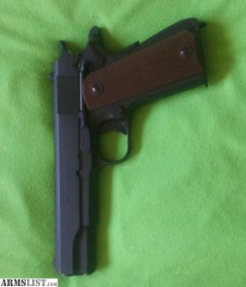 For Sale: AutoOrdnance 1911A1