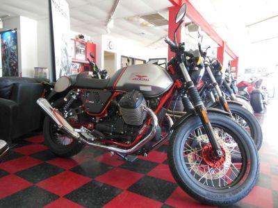 2016 Moto Guzzi V7 II Racer ABS Sport Motorcycles Tulsa, OK