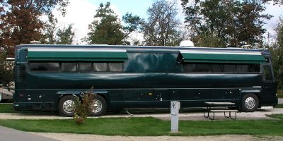 1994 Custom Coach MCI 102DL3