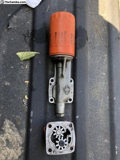 Empi oil pump & filter