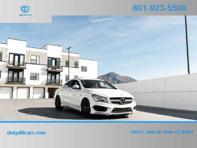 Used 2015 Mercedes-Benz CLA-Class for sale