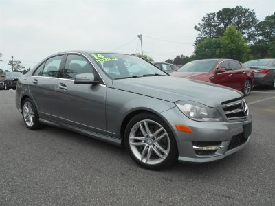2014 Mercedes-Benz C-Class C300 4MATIC Luxury (Grey)