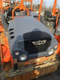 2013 Hamm HD 12 VV