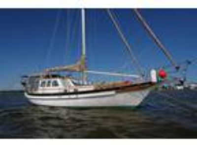 38' Cabo Rico 38 Pilothouse Cutter 1999