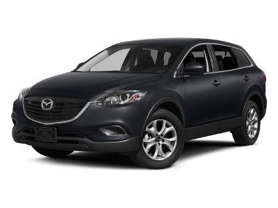 2015 Mazda CX-9 Touring (Liquid Silver)