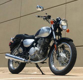 2013 Suzuki TU250X Standard/Naked Motorcycles Plano, TX