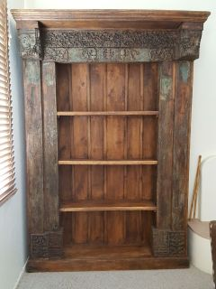 Mexican Style Bookcase