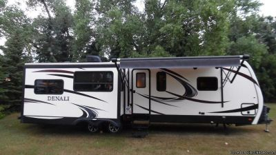 ,,,,2015 Keystone Denali 287 RE Travel Trailer,,,,