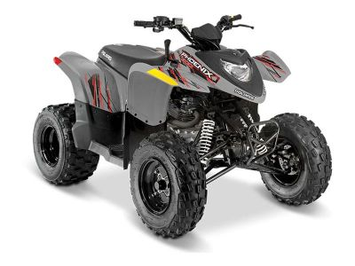 2018 Polaris Phoenix 200 Kids ATVs Woodstock, IL