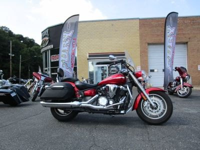 2007 Yamaha V Star 1300 Tourer Touring Motorcycles South Saint Paul, MN