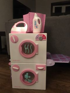 Bitty Baby Washer and Dryer