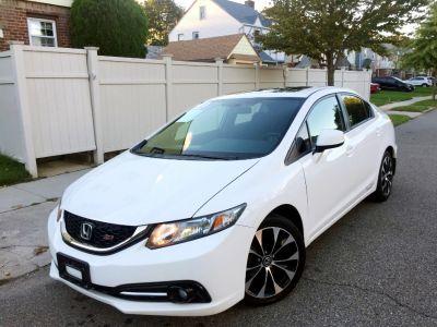 2013 Honda Civic Si (Taffeta White)