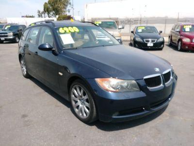 2007 BMW 3-Series 328xi (Blue)