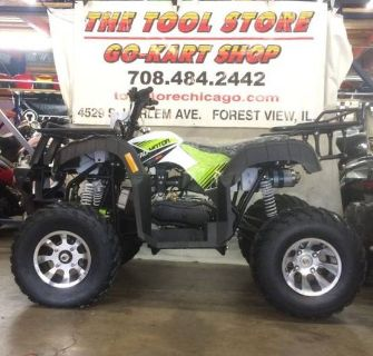 2018 Taotao USA BULL200 Sport-Utility ATVs Forest View, IL