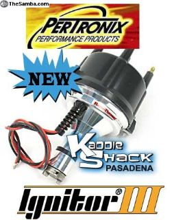 NEW PRODUCT Pertronix Ignitor 3 Billet Distributor