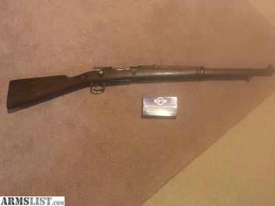 For Sale/Trade: Spanish 1916 Mauser