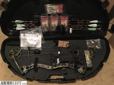 For Sale/Trade: Bear Strike Compound Bow Package