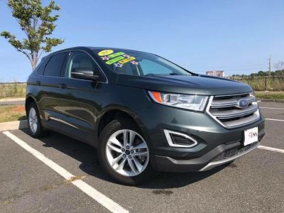2015 Ford Edge 4dr SEL AWD (Gray)
