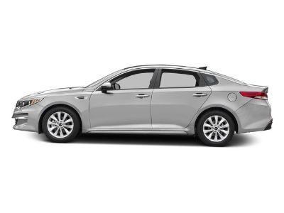 2016 Kia Optima LX Turbo (Sparkling Silver)