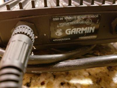 Garmin 2010C with GSD20