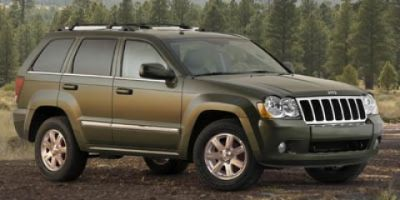 2008 Jeep Grand Cherokee Limited (Stone White)