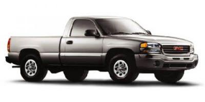 2007 GMC Sierra 1500 Work Truck (Summit White)