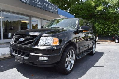 2004 Ford Expedition Eddie Bauer (Black)