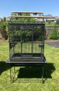 HQ Double Play Top Bird Cage