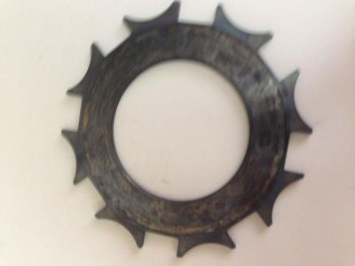 "Find TILTON 5.5"" CLUTCH FLOATER PLATE motorcycle in Lansing, Michigan, US, for US $30.00"