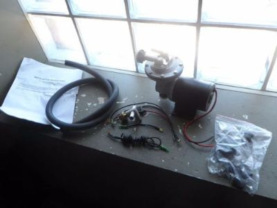 Find Right Stuff Detailing Electric Vacuum Pump 12 Volt EVP01 Hot Rod Universal G15 motorcycle in Euclid, Ohio, United States, for US $150.00