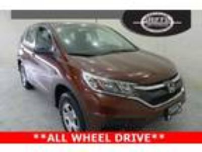 used 2015 Honda CR-V for sale.