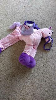 Adorable Flying Horse Costume