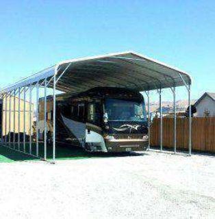 Metal Garage Shops Rv Car Port Barns Patio Covers