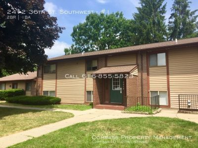 2 Bed 1 Bath - Lower Level apartment - Heat + Water + Lawn Care included!