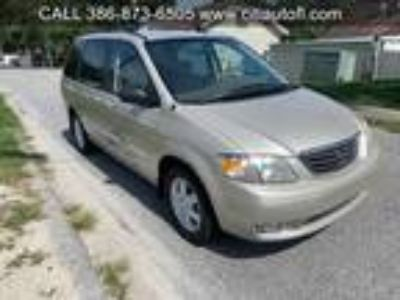 Used 2001 MAZDA WAGON For Sale
