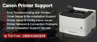Canon printer customer service helpline number 18004360509 | canon printer helpline