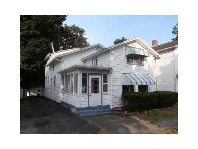 3 Bed 1 Bath Foreclosure Property in Mount Morris, NY 14510 - Genesee St