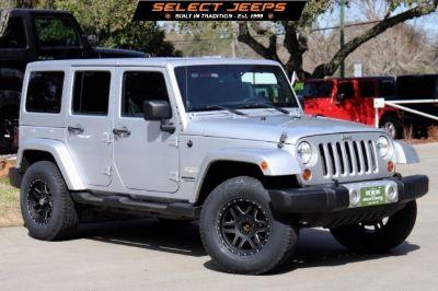 2011 Jeep Wrangler Unlimited Sahara 4WD 4dr Sahara