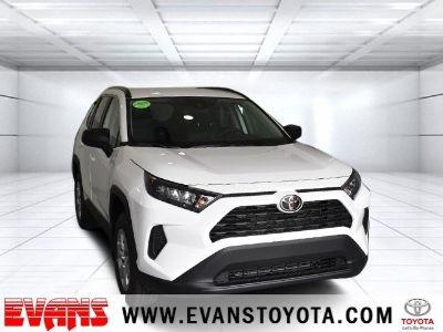 2019 Toyota RAV4 (EXTRA WHITE)