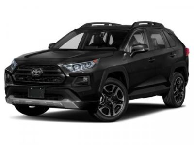 2019 Toyota RAV4 Adventure (Midnight Black Metallic)