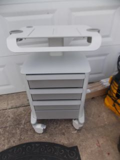 Heavy Duty Storage Cart from Ulthera could even be a Toolbox