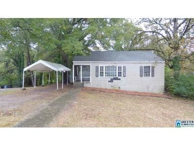 3 Bed 1 Bath Foreclosure Property in Birmingham, AL 35206 - 84th Pl S
